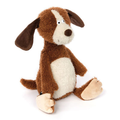 Zwuggeli Spielwaren Casulli - Beasts Hund, gross